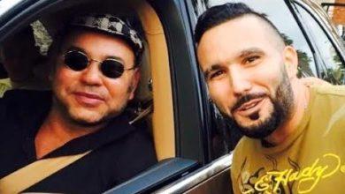 صورة خبر عاجل ؛ كمال البوشي و شقيق نحط راسي فالراية …