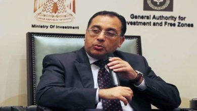 صورة أول جولة تفقدية لرئيس الوزراء المصري الجديد