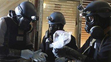 صورة روسيا تتوقع ان توجه منظمة حظر الأسلحة الكيميائية اتهامات جديدة لسوريا