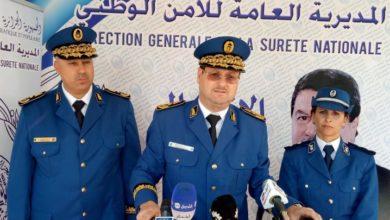 صورة مراقب الشرطة مصطفى بن عيني خلفا لبراشدي بامن العاصمة …