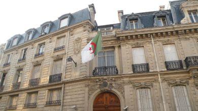 صورة مسؤول الأمن الخارجي الجزائري بباريس إلى أين ؟؟؟