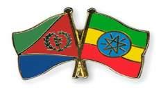 صورة إنطلاق أول رحلة تجارية منذ 20 عاما من إثيوبيا إلى اريتريا