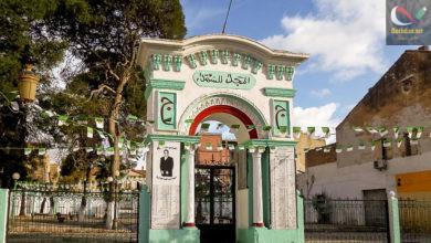 صورة جريمة نكراء في عين مليلة ام البواقي … هدم جبانة اليهود وسط المدينة .