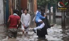 صورة مقتل 324 شخصا جراء الفيضان جنوبي الهند