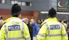 صورة الشرطة البريطانية: نتعامل مع الحادث الذي وقع قرب البرلمان كعمل إرهابي