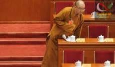 """صورة فضيحة """"استغلال راهبات جنسيا"""" تطيح أحد أكبر رهبان البوذية في الصين"""