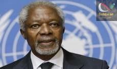 صورة وفاة كوفي عنان الأمين العام السابق للأمم المتحدة عن عمر ناهز 80 عاما