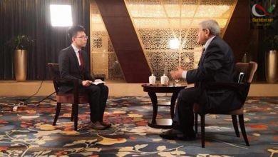 صورة ماذا قال احمد اويحي خلال تصريحه للتلفزيون الصيني ببيكين … ؟؟؟