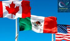 صورة ترامب يرحب بالاتفاق التجاري الجديد مع كندا والمكسيك