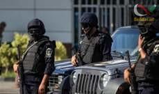 صورة مقتل 11 مسلحا في مواجهات مع الشرطة المصرية في منطقة صحراوية قرب أسيوط