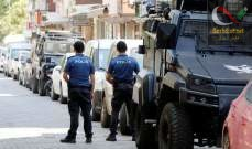 صورة الشرطة التركية تفتش فيلا في إقليم يلوا في اطار التحقيق بمقتل خاشقجي