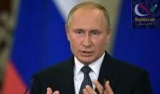 صورة بوتين: روسيا لا تطمح للتخلص من الدولار بل هذه العملة بدأت تفقد أصولها