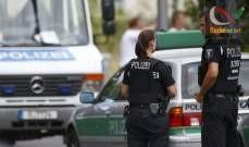 صورة شرطة ألمانيا دهمت مسجدا ببرلين للاشتباه بتعاون إمامه مع الارهابيين بسوريا