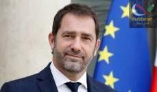 """صورة وزير الداخلية الفرنسي: تبنّي """"داعش"""" لهجوم ستراسبورغ انتهازي تماما"""