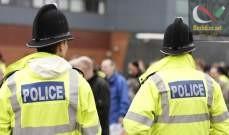 صورة شرطة بريطانيا تعتقل شخصين للاشتباه بتهريبهما مهاجرين عبر بحر المانش