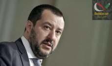 صورة وزير داخلية إيطاليا: عمليات تفتيش واسعة لوضع حد لتجارة استقبال المهاجرين