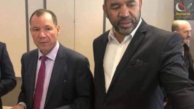 صورة مساجد مرسيليا و جنوب فرنسا ضد العهدة الخامسة و ضد القنصل العام بوجمعة رويبح …
