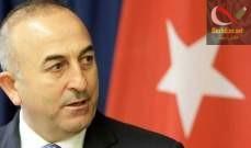 صورة جاويش أوغلو: تركيا ستضطلع بدور هام في إعادة إعمار العراق