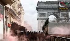 صورة حكومة فرنسا: سننشر المزيد من القوات العسكرية في الإحتجاج المقبل للسترات الصفراء