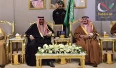 صورة ولي العهد في الكويت ونظيره في دبي وصلا إلى الرياض