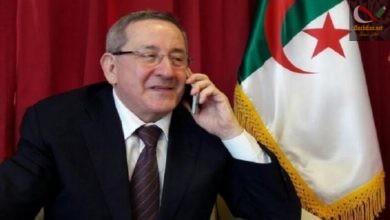 صورة إقالة الرئيس المدير العام لمجمع سونطراك عبدالمؤمن ولد قدور …… في الساعات القادمة .