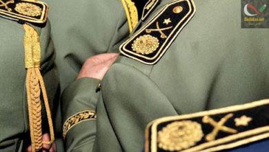 صورة العقيد الوناس سكورات على رأس مديرية الأمن الداخلي خلفا للجينرال عبدالقادر …