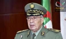 صورة قائد الأركان الجزائري: سنواصل التصدي لمخططات زرع الفتنة بين الجزائريين وجيشهم