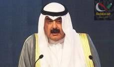 صورة خالد الجارالله اكد اتخاذ الكويت إجراءات احترازية لأمن ناقلات النفط