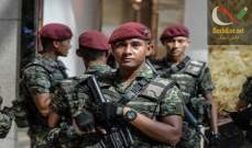 """صورة شرطة ماليزيا: جماعة مرتبطة بـ""""داعش"""" تخطف 10 صيادين قبالة جزيرة بورنيو"""