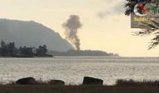 صورة مقتل 9 أشخاص في تحطم طائرة صغيرة بولاية هاواي الأميركية