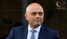 صورة وزير مالية بريطانيا أعلن أن علاقته برئيس الوزراء رائعة