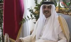 صورة البيت الأبيض: ترامب وأمير قطر بحثا القضايا الأمنية في الشرق الأوسط