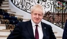 صورة جونسون: سنقدّم قريبا عرضا جيدا للاتحاد الأوروبي بشأن خروج بريطانيا منه