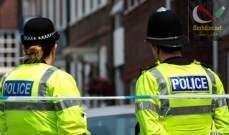 صورة الشرطة البريطانية: إصابة 5 أشخاص في حادث طعن بمركز آرنديل التجاري في مانشستر