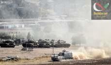 صورة القتال عند الحدود السورية التركية يشهد تراجعا سريعا لـقوات قسد