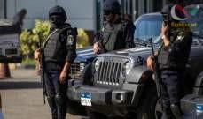 صورة وسائل إعلام مصرية: مقتل 13 إرهابيا بعملية أمنية في العريش شمال سيناء