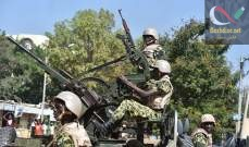 صورة مقتل 18 إرهابيا لدى محاولتهم الهجوم على قاعدة للشرطة ببوركينا فاسو