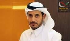 صورة رئيس وزراء قطر يمثل بلاده في القمة الخليجية