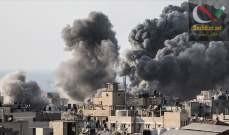 صورة وزارة الصحة الليبية: مقتل 5 مدنيين وإصابة 10 آخرين بقصف جوي بجنوب العاصمة طرابلس