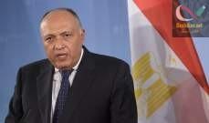 صورة خارجية مصر: تم استقدام مقاتلين أجانب إلى ليبيا ونرفض الحوار مع الإرهاب