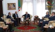 صورة جاويش أوغلو: تركيا والجزائر ستتعاونان بشأن القضايا الإقليمية وخاصة الأزمة الليبية