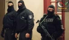 صورة أ ف ب: الشرطة الألمانية تقوم بمداهمات لأوساط إسلامية يتشبه بتخطيطها لاعتداء