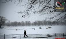 صورة إرتفاع عدد ضحايا الثلوج في أفغانستان وباكستان إلى أكثر من 110