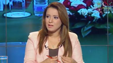 صورة الصحفية و مقدمة البرامج و الحصص الخاصة وسيلة لبيض على رآس القناة الثالثة للتلفزيون الجزائري …