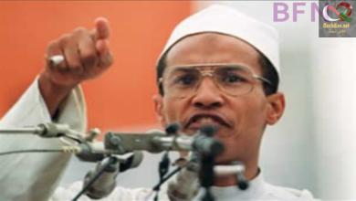 صورة ماذا قال الشيخ علي بن حاج قبل اعتقاله في جوان 1991 و ماذا حدث بعد تعيين عبدالقادر حشاني على رآس الجبهة الاسلامية للانقاذ ؟؟؟