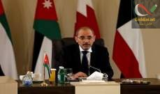 صورة ايمن الصفدي: حل الدولتين هو السبيل الوحيد لتحقيق السلام الشامل في المنطقة