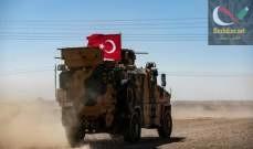 صورة الجيش التركي يستقدم تعزيزاته للحدود السورية