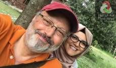"""صورة خطيبة خاشقجي: """"ليس لأحد حق العفو"""" عن قتلته"""