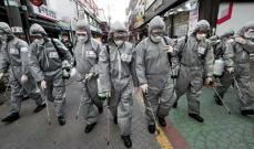 صورة تسجيل 248 إصابة جديدة بفيروس كورونا في كوريا الجنوبية