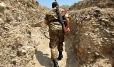 صورة سلطات ناغورني كاراباخ: مقتل 28 مسلحا أرمينيا بالاشتباكات مع جيش أذربيجان